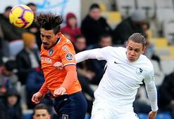 Medipol Başakşehir - Erzurumspor:1-1