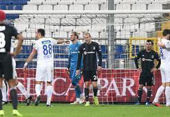 Kasımpaşa - Beşiktaş: 4-1