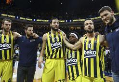 THY Avrupa Liginin 14. haftasının da lideri Fenerbahçe Beko
