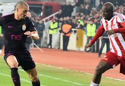 Galatasarayın konuğu Sivasspor