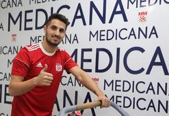 Sivassporlu Hugo Vieiranın tedavisi sürüyor