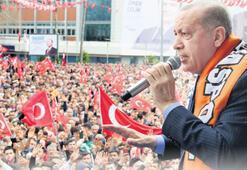 Cumhurbaşkanı Erdoğan: Tek ittifakları ezan bayrak düşmanlığı
