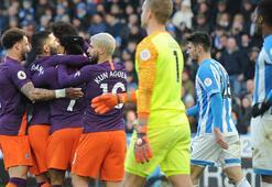 Manchester Cityden gol şov