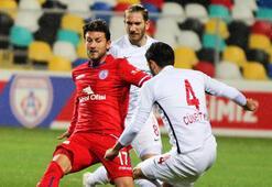 Altınordu - Balıkesirspor Baltok: 1-0