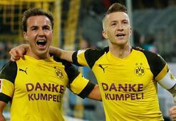 Lider Borussia Dortmund hata yapmadı