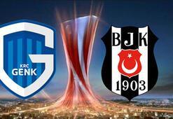 Genk Beşiktaş UEFA Avrupa Ligi maçı ne zaman saat kaçta hangi kanalda