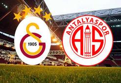 Galatasaray Antalyaspor maçı ne zaman saat kaçta hangi kanalda