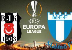 Beşiktaş-Malmö UEFA Avrupa Ligi maçı ne zaman saat kaçta hangi kanalda