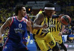 Fenerbahçe Beko - Anadolu Efes: 84-66