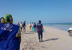 Cibuti açıklarında felaket: 30 cesede ulaşıldı