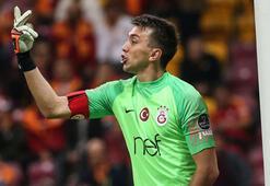 Galatasaraya Fernando Muslera müjdesi
