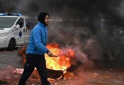 Fransadaki protestolarda yeni gelişme