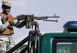Afganistan lideri Ganinin ziyaret ettiği kente roket
