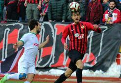Eskişehirspor - Giresunspor: 0-0