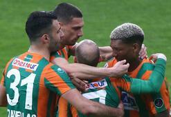 A.Alanyaspor-DG Sivasspor: 2-0