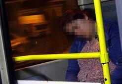 Onu 24 saat metrobüste görenler şaşırıp kalıyor Hayatımı mahvetti...