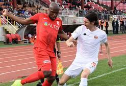 Balıkesirspor Baltok - Adanaspor: 1-0