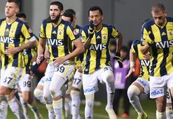 Fenerbahçenin Bursaspor kadrosu belli oldu