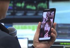 İlk 5G görüntülü arama Samsung akıllı telefonla gerçekleştirildi