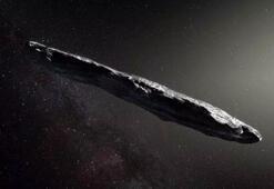 Harvardlı bilim adamları: Garip asteroit, yabancı uygarlıktan gelen bir uzay gemisi olabilir