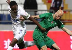 Kasımpaşa - Akhisarspor: 1-2