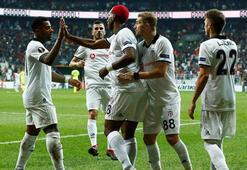Beşiktaş - Sarpsborg 08: 3-1