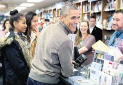 Obama'dan yılın en iyileri