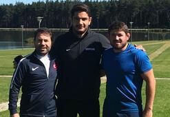 Taha Akgül, Fenerbahçe tesislerinde kampa girdi