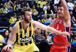 Fenerbahçe Beko-Bahçeşehir Koleji: 90-73