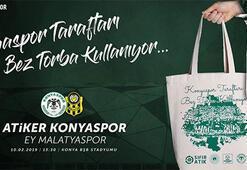 Atiker Konyaspor, bez torba dağıtacak