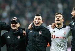 Beşiktaş camiası mutlu
