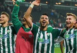 Bursaspordan 15 maç sonra üst üste 2 galibiyet