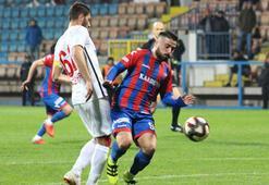 Kardemir Karabükspor - Balıkesirspor Baltok: 1-2