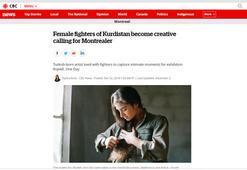 Kanada resmi yayın kuruluşundan PKK propagandası