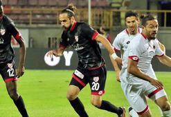 Boluspor - Gençlerbirliği: 0-1
