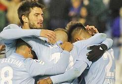 Emre ve Okaylı Celta Vigo farklı kazandı