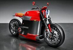 Tesla için yapılan motosiklet konsepti göz dolduruyor