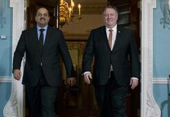 ABD ile Katar arasında kritik görüşme