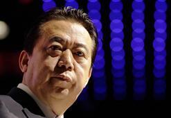 Son dakika... İstifa eden Interpol eski başkanına Çin usulü kapan