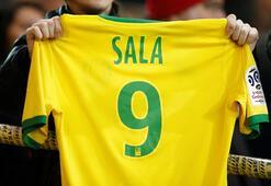 Nantes, Emiliano Salanın giydiği 9 numaralı formayı emekli etti
