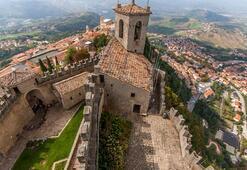 San Marino nüfusundan çok turisti ağırlıyor
