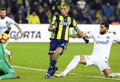 Fenerbahçe - Kasımpaşa: 2-2 (İşte maçın özeti)