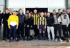 Fenerbahçeye destek koşusu