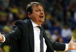 Ergin Ataman: Fenerbahçe uzatma bölümünü daha iyi oynadı