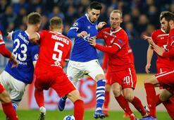 Schalke 04 - Lokomotiv Moskova: 1-0