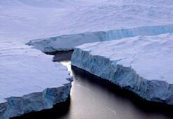 Antarktikanın buzulları altında gizemli bir enerji kaynağı bulundu