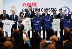 Real Madrid ile Chelseanin veteranları karşılaşacak