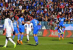Erzurumspor - Kasımpaşa: 1-1