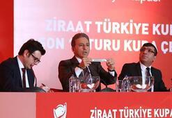Türkiye Kupası kuraları çekildi İşte eşleşmeler