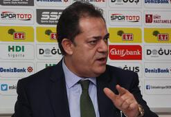Halil Ünal: Kim istiyorsa Eskişehirsporu teslim edelim
